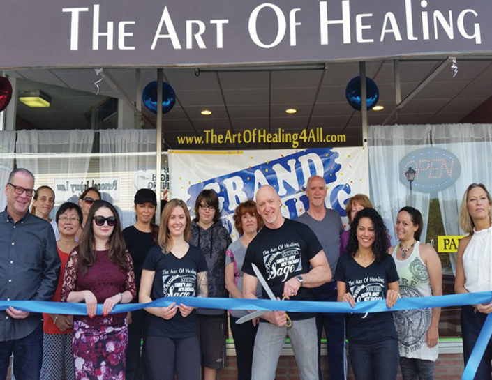 The Art of Healing Grand Opening
