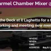 Mahopac Carmel Chamber of Commerce Dinner at il Laghetto